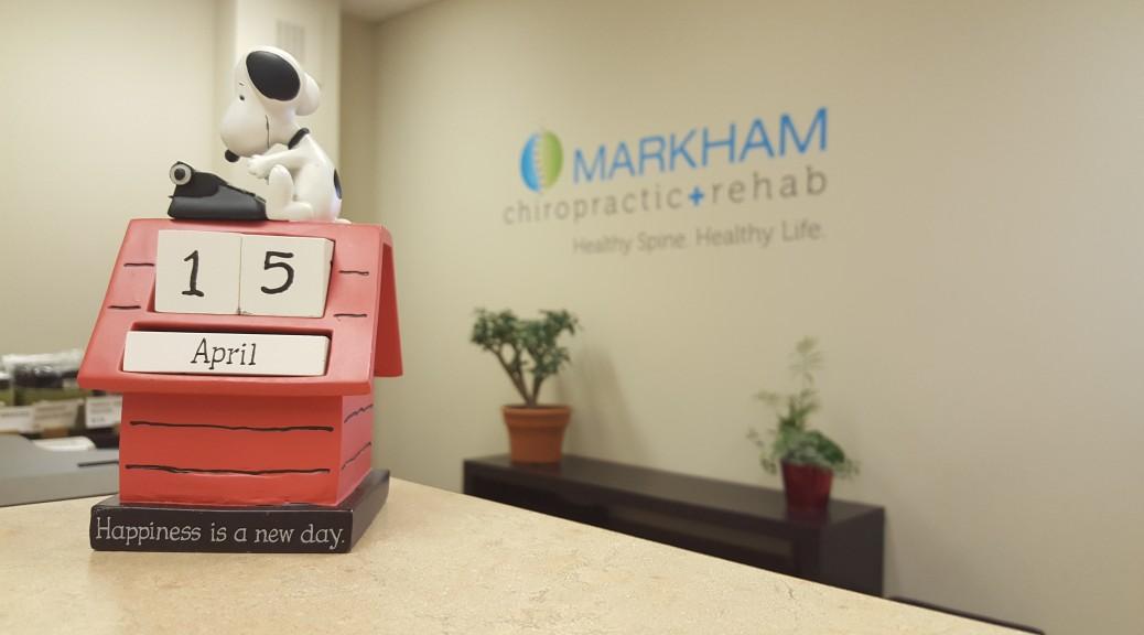 Markham Chiropractic + Rehab